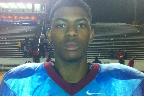 Alabama Lands Commitment from 2015 Star Mekhi Brown