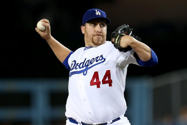 Red Sox, Twins, Astros All Interested in Harang
