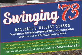 Swinging '73, Baseball's Wildest Season: A Book Review