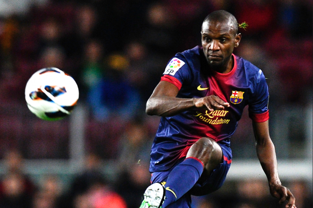 Eric Abidal Returns: Best Comments, Tweets, Reaction from Around the World