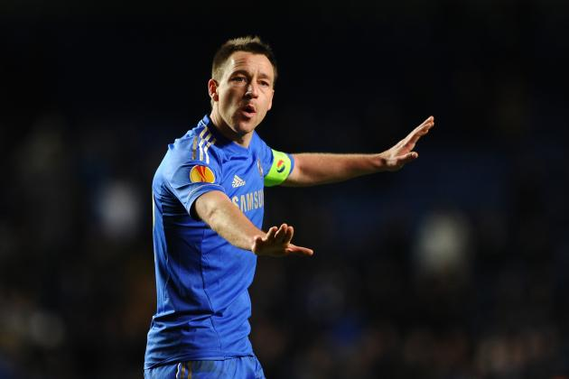 Chelsea FC: Why John Terry Is the Key to the Blues Winning a Trophy Next Season