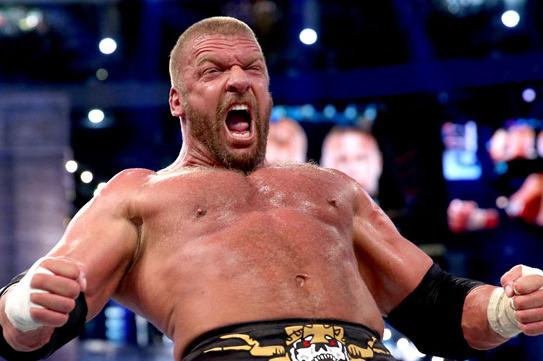 WWE: Was Triple H Injured at WrestleMania XXIX?