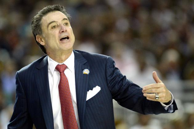 Why Rick Pitino's Ability to Adapt Is the Key to Louisville's Success