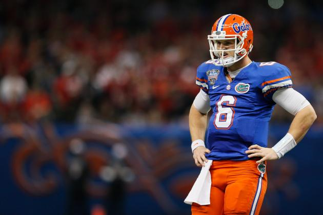 Can Jeff Driskel, Gators Improve on Their Orange-and-Booooo Offense?