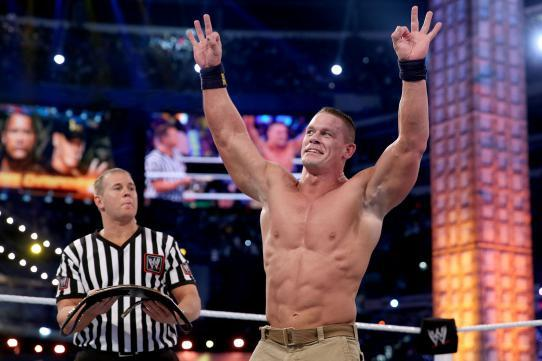 WWE WrestleMania 29: John Cena as WWE Champion Is Fresh After 18 Months off
