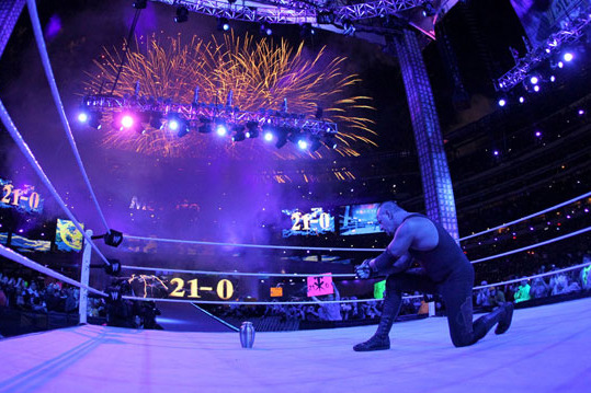 WWE WrestleMania 29: Undertaker, CM Punk Prove Predictability Isn't a Huge Evil
