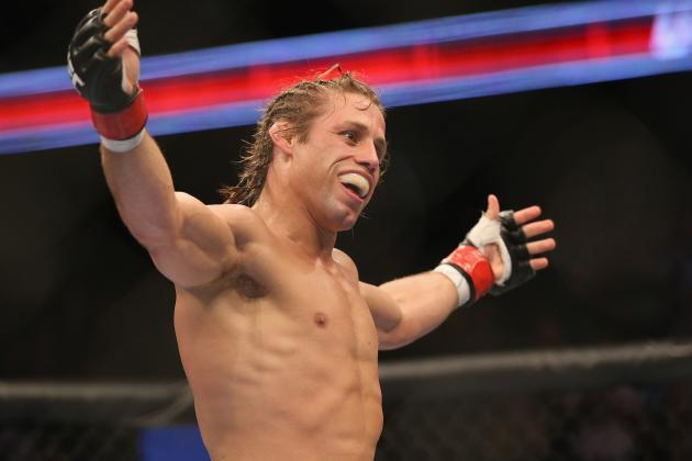 TUF 17 Finale: The Career Timeline of Urijah Faber