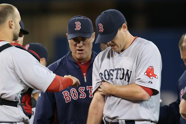 Red Sox Optimistic That John Lackey's Injury Not Serious