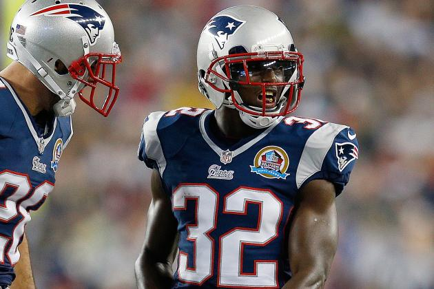 McCourty Offers Offseason Update After Entertaining Young Students