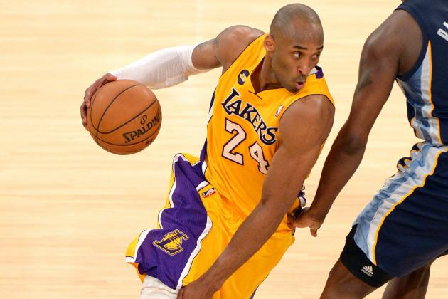 Debate: Should Mike D'Antoni Cut Back on Kobe Bryant's Minutes?