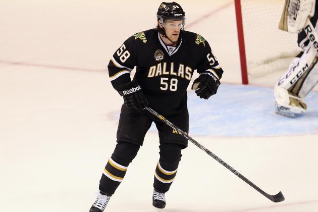 Stars Recall D Jordie Benn from AHL