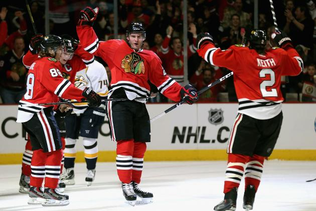 Chicago Blackhawks: Why Their Playoff-Clinching Win Is Extra Encouraging