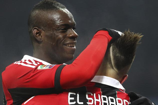 Why Any Club in the World Would Kill for an El Shaarawy and Balotelli-Led Attack