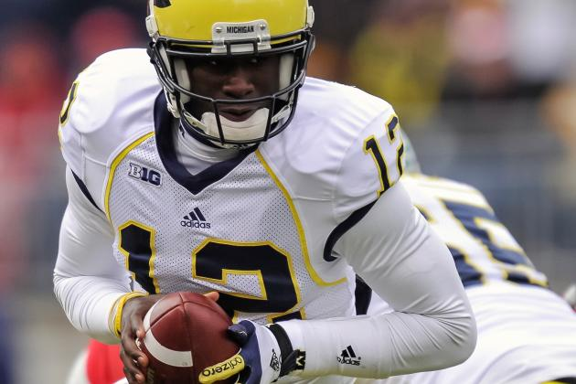 Phil Steele Higher on Michigan Football Than Most in Early 2013 Polls