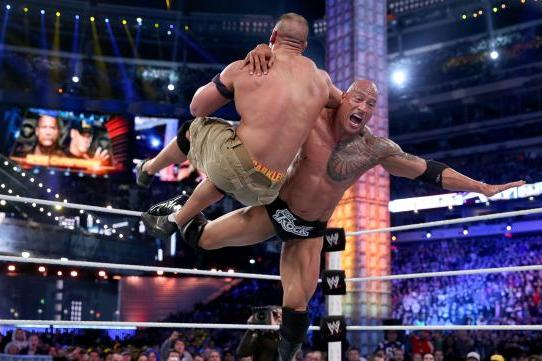 WWE WrestleMania 29: John Cena vs. The Rock Sets a Dangerous Precedent