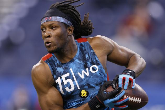 Source: Clemson Wide Receiver DeAndre Hopkins Visiting Panthers Today