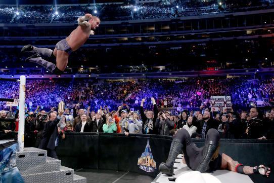 WWE News: CM Punk Injured at WrestleMania