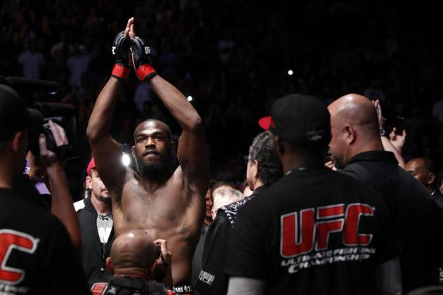Jon Jones: 'I'm Two Wins from Becoming the Greatest LHW in UFC History'