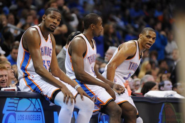 Top Seed Not OKC's Primary Focus