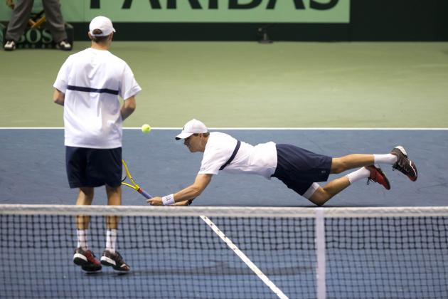 USA's Davis Cup Game Plan Went Up in Smoke