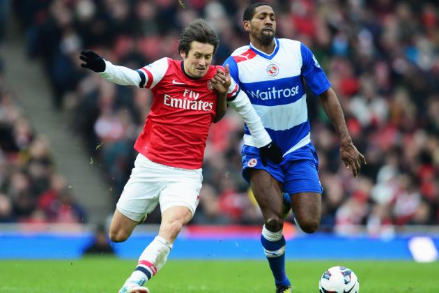 Tomas Rosicky: Arsenal Spurred on by Defeat to Tottenham