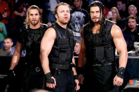 The Shield Were the Breakout Stars of WWE WrestleMania XXIX