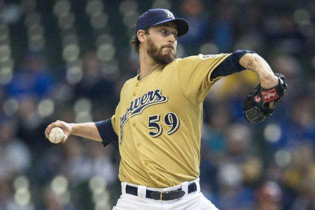 Sounds Like John Axford Is out as Brewers Closer