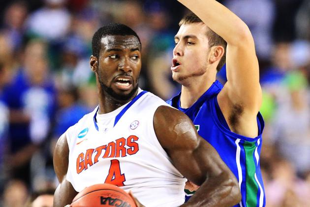 Patric Young to Return to UF for Senior Season