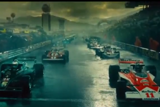 If Ron Howard's RUSH Trailer Doesn't Give You Goosebumps You Aren't Human