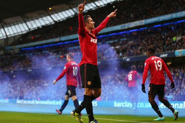 Manchester Derby 2013: Live Stream Info and Preview for United vs. City