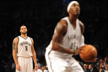 Deron Williams Weighs In On Gerald Wallace Comments