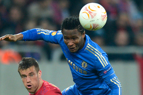 John Obi Mikel Desperate to See Chelsea Back in Champions League