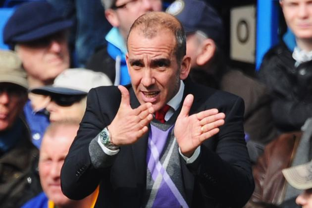 Paolo Di Canio Says His Sunderland Players Need to Improve Their Fitness