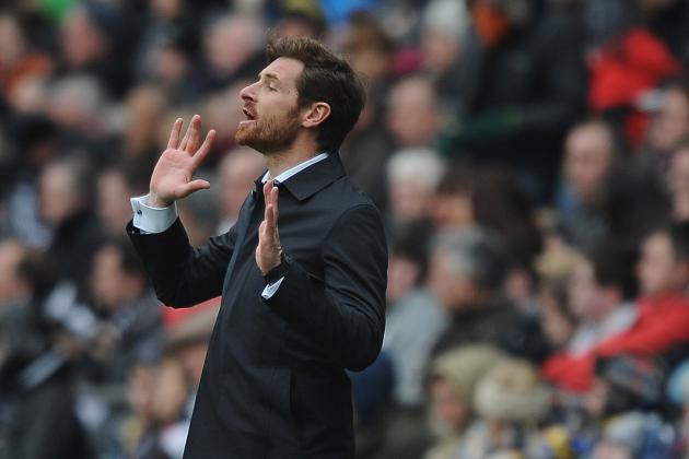 Tottenham Boss Andre Villas-Boas Predicts Exciting Run-in After Everton Draw