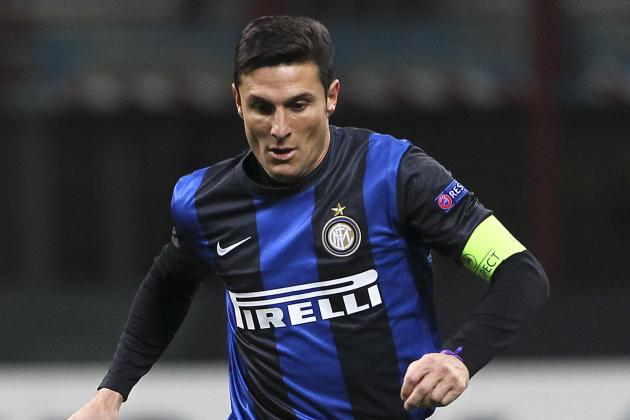 Zanetti 'Still Bitter' After Loss
