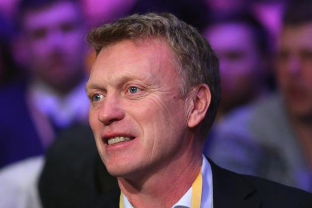 Everton Boss David Moyes Still Targeting Fourth After Tottenham Draw