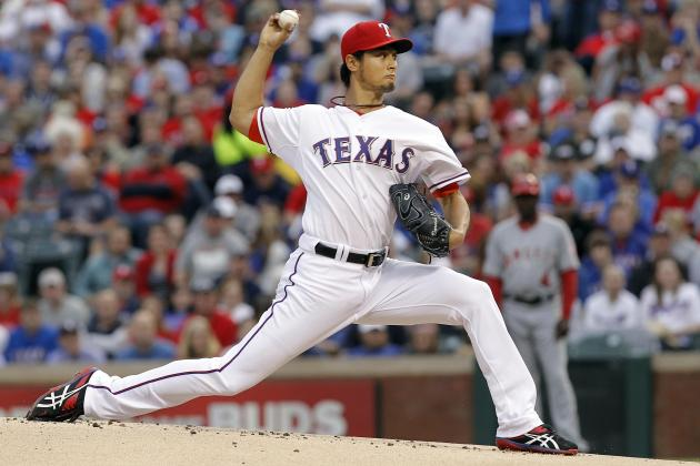 Yu Darvish Injury: Missing Next Start Is Best Option to Heal Blister