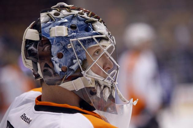 Steve Mason Reflects on Philadelphia Debut