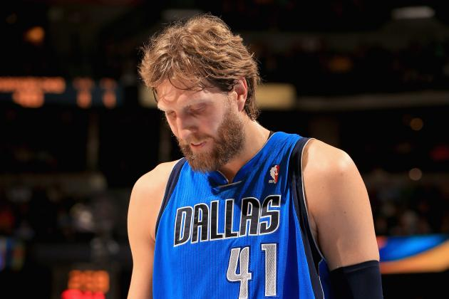 Nowitzki Ponders Future: I Don't Want Another Year with the Same Frustration