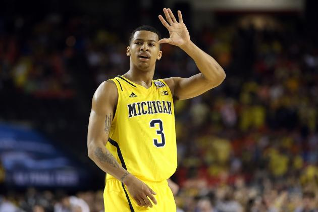 Trey Burke Enters Title Game with Added Pressure After Winning Naismith Award