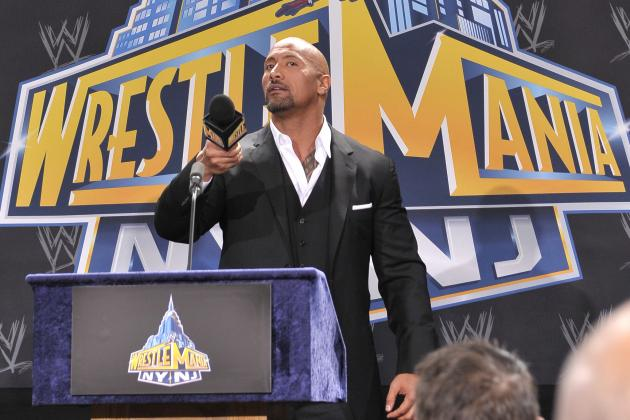 WrestleMania 2013 Highlights: Stunning Moments from WWE's Marquee PPV