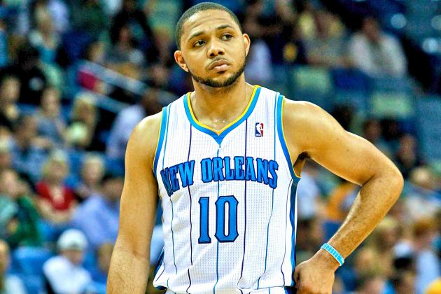 Report: Hornets Still Looking to Move Eric Gordon This Summer