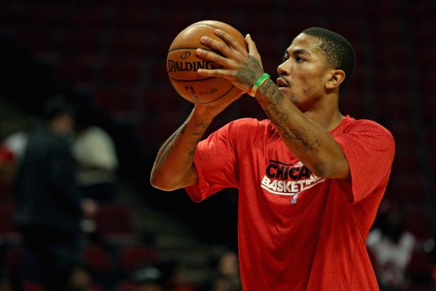 Is Derrick Rose's Prolonged Recovery Damaging His Sterling Reputation with Fans?