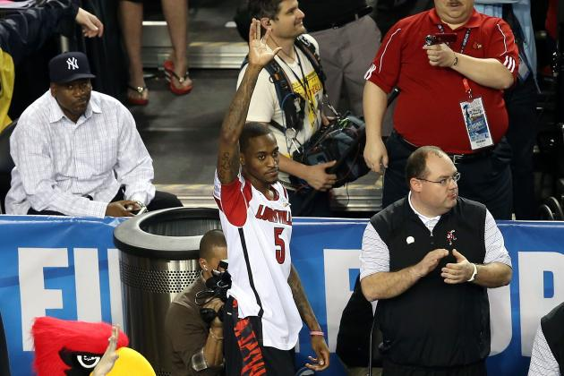 Kevin Ware Injury Update: Louisville Guard's Spirit Aids Rehab and Team's Run