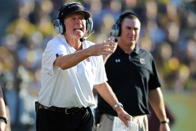 Ranking the SEC's College Football Coaches for 2013
