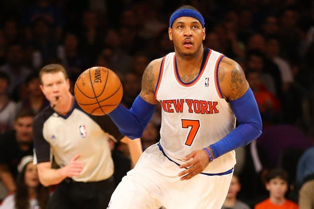 Carmelo Anthony Has What It Takes to Lead New York Knicks to a Championship