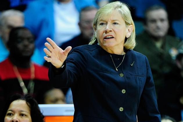 UNC's Hatchell Named to Basketball Hall of Fame