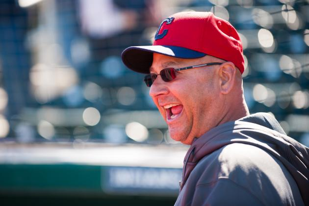 Francona Gets Lost Walking to Home Opener