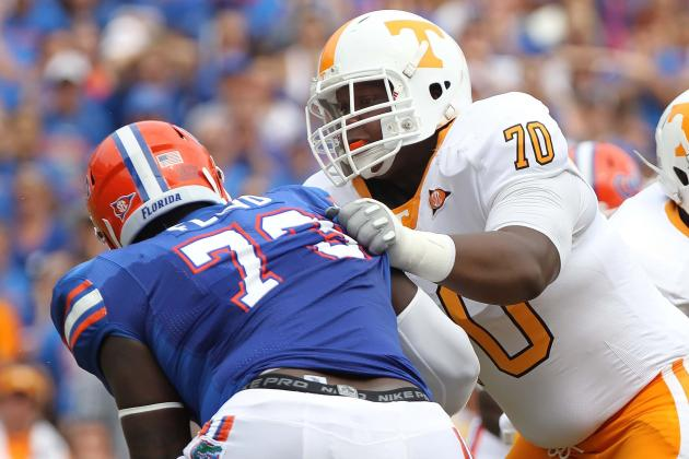 Tennessee on the Prowl for Linemen to Sign in 2014