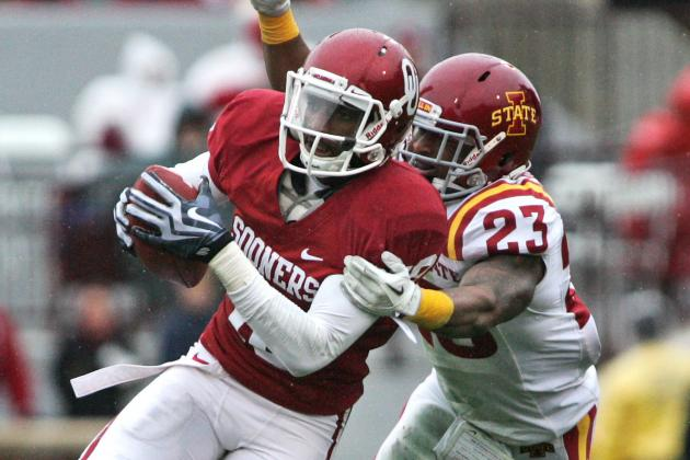 Former Sooner Kameel Jackson No Longer with La.-Monroe Football Team